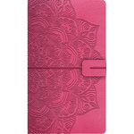 Paper House Productions - Journey Book - Cover - Magenta Mandala