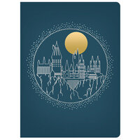 Paper House Productions - Illustrated Soft Cover Journal - Hogwarts