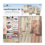 Paper House Productions - Washington DC Collection - 12 x 12 Memory Crafting Kit, BRAND NEW