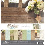 Paper House Productions - Wedding Day Collection - 12 x 12 Paper Crafting Kit