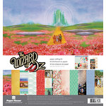 Paper House Productions - Wizard of Oz Collection - 12 x 12 Paper Crafting Kit