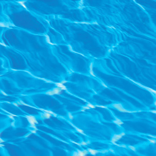 Paper House Productions - Swimming Collection - 12 x 12 Paper - Cool Water