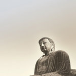 Paper House Productions - Japan Collection - 12 x 12 Paper - Great Budda at Kamakura