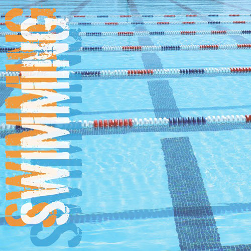 Paper House Productions - Swimming Collection - 12 x 12 Paper - Swimming