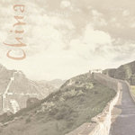 Paper House Productions - China Collection - 12 x 12 Paper - Great Wall of China