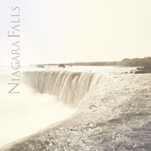 Paper House Productions - Canada Collection - 12 x 12 Paper - Niagara Falls