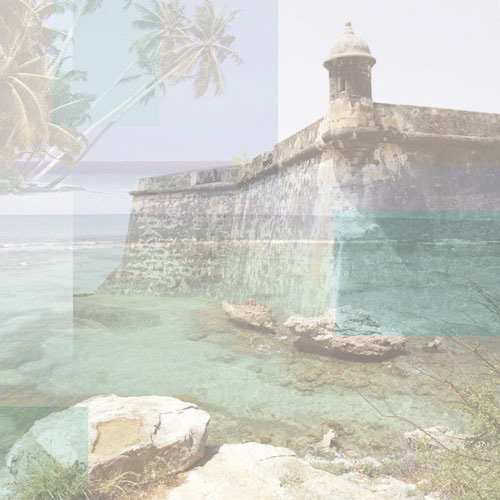 Paper House Productions - East Caribbean Collection - Eastern Caribbean Collage