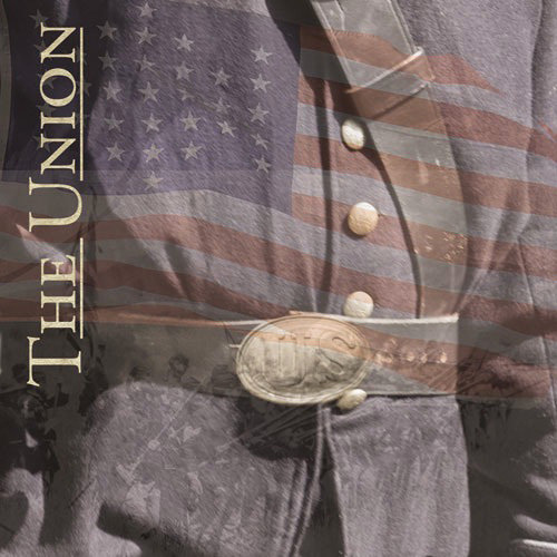 Paper House Productions - Civil War Collection - 12 x 12 Paper - The Union