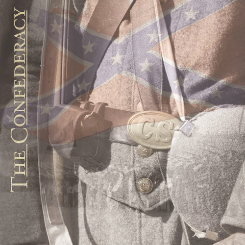 Paper House Productions - Civil War Collection - 12 x 12 Paper - The Confederacy