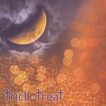 Paper House Productions - Halloween Collection - 12 x 12 Paper - Trick or Treat