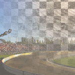Paper House Productions - Auto Racing Collection - 12 x 12 Paper - Start Your Engines