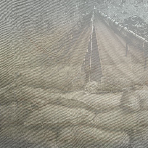 Paper House Productions - World War II Collection - 12 x 12 Paper - WWII Bivouac
