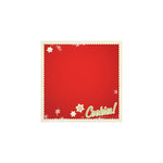 Paper House Productions - Christmas Cookies Collection - 12 x 12 Paper - Cookies!