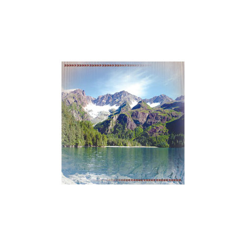Paper House Productions - Alaska Collection - 12 x 12 Paper - Resurrection Bay