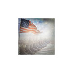 Paper House Productions - Military Life Collection - 12 x 12 Paper - All American