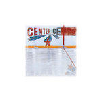 Paper House Productions - Ice Hockey Collection - 12 x 12 Paper - Center Ice