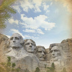 Paper House Productions - South Dakota Collection - 12 x 12 Paper - Mount Rushmore