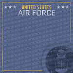 Paper House Productions - 12 x 12 Paper - US Air Force Emblem