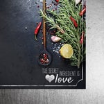 Paper House Productions - Delish Collection - 12 x 12 Double Sided Paper - Secret Ingredients