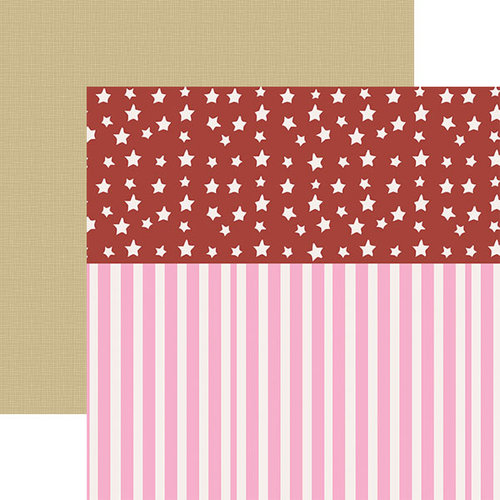 PHP - Home Front Girl Collection - Stars and Stripes