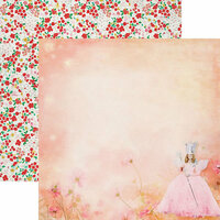 Paper House Productions - Wizard of Oz Collection - 12 x 12 Double Sided Paper - Glinda