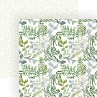 Paper House Productions - 12 x 12 Double Sided Paper - Greenery