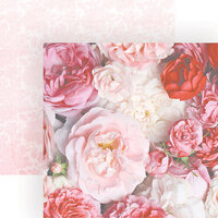 Paper House Productions - 12 x 12 Double Sided Paper - Full Bloom