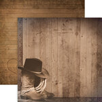 Paper House Productions - 12 x 12 Double Sided Paper - At the Stable