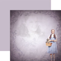 Paper House Productions - Wizard of Oz Collection - 12 x 12 Double Sided Paper - Dorothy