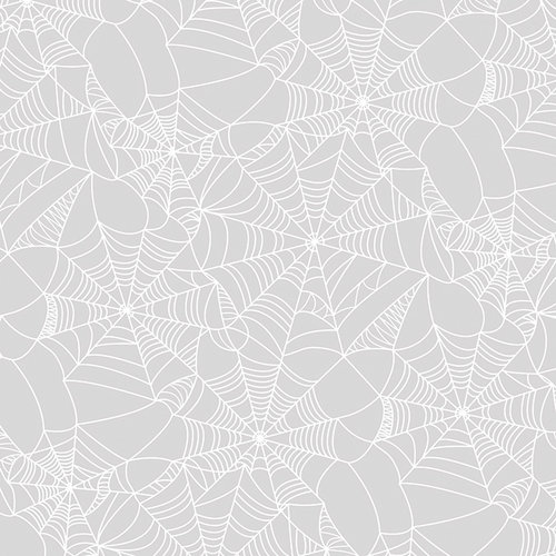 Paper House Productions - Halloween - 12 x 12 Acetate Paper - Cobwebs