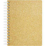 Paper House Productions - Planner - Gold Glitter - 18 Month - Undated