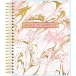 Paper House Productions - Planner - Pink Marble - 18 Month - Undated