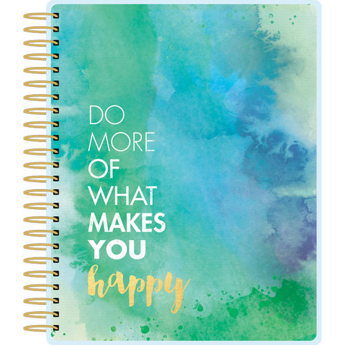 Paper House Productions - Planner - Do More of What Makes You Happy - 18 Month - Undated