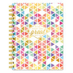 Paper House Productions - Life Organized Collection - Planner - Make Every Day Great - July 2017 to December 2018
