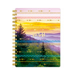 Paper House Productions - Life Organized Collection - Planner - Live Bold - July 2017 to December 2018
