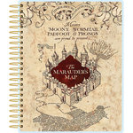 Paper House Productions - Planner - Harry Potter - Marauder's Map - 12 Month - Undated
