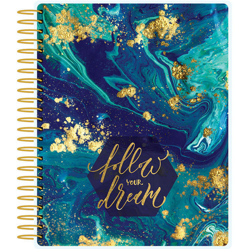 Paper House Productions - Planner - Blue Marble - 12 Month - Undated