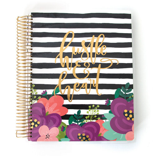 Paper House Productions - Planner - 12 Month - Undated - Mommy Lhey with Foil Accents