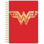 Paper House Productions - Planner - Mini - Wonder Woman - 18 Month - Undated