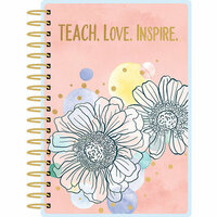 Paper House Productions - Planner - Mini - Teacher - 12 Month - Undated