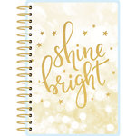 Paper House Productions - Planner - Mini - Shine Bright - 18 Month - Undated