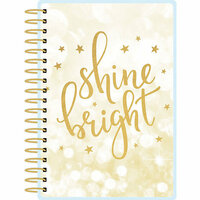 Paper House Productions - Planner - Mini - Shine Bright - 12 Month - Undated
