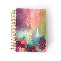Paper House Productions - Planner - Mini - 12 Month - Undated - Mommy Lhey with Foil Accents