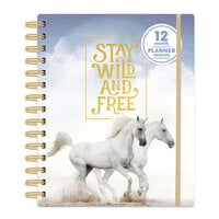 Paper House Productions - Planners - 12 Month Undated - Wild and Free