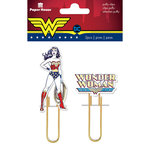 Paper House Productions - Wonder Woman Collection - Puffy Clips - Wonder Woman