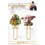 Paper House Productions - Harry Potter Collection - Puffy Clips - Harry Potter