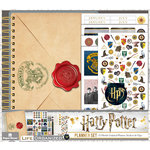 Paper House Productions - Life Organized Collection - Planner Set - Mini - Harry Potter - 12 Month - Undated