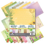 12 x 12 Paper Pad - Garden by Paper House Productions