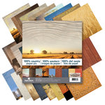 12 x 12 Paper Pad - 100 Percent Country by Paper House Productions