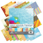 12 x 12 Paper Pad - Summer Fun by Paper House Productions
